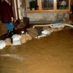 Hochwasser 2003